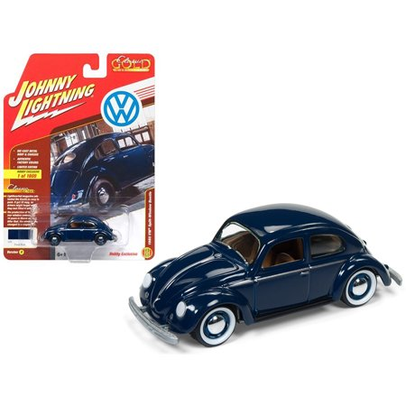 1950 Volkswagen Split Window Beetle Dark Blue Limited Ed to 1800pc