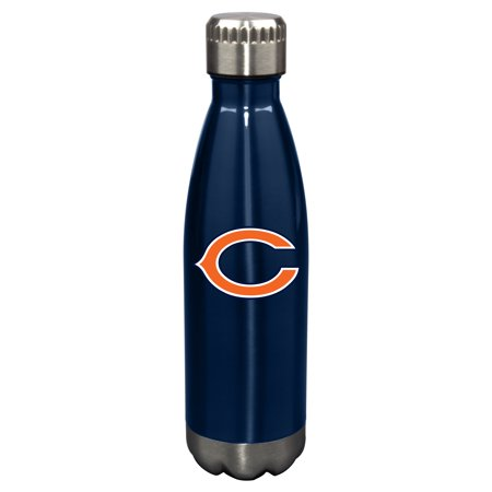 Chicago Bears Water Bottle (Chicago Blackhawks Bottle)