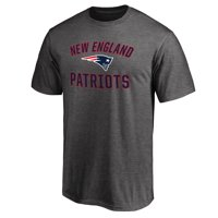 Product Image New England Patriots NFL Pro Line Victory Arch T-Shirt - Gray 4c43c168c