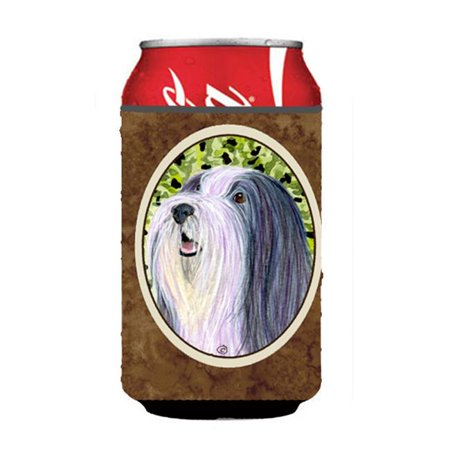 Bearded Collie Can Or bottle sleeve Hugger - 12 Oz. - image 1 de 1