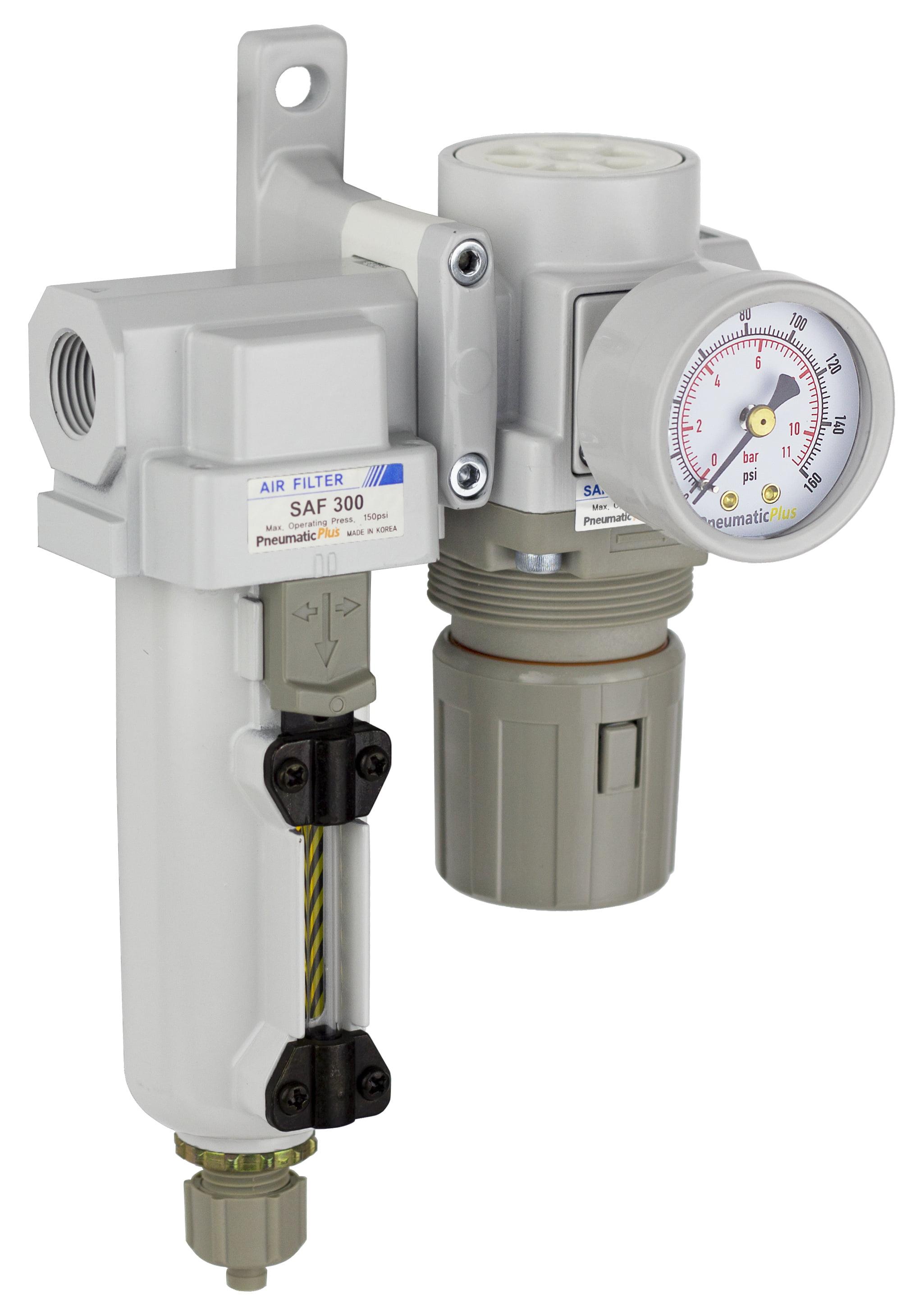 Campbell Hausfeld Filter Regulator 3//8 Inch Air Compressor Part Accessory 90 PSI