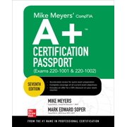 Mike Meyers' CompTIA A+ Certification Passport, Seventh Edition (Exams 220-1001 & 220-1002) - eBook
