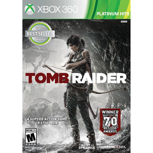 Tomb Raider Platinum Hits (Xbox 360)