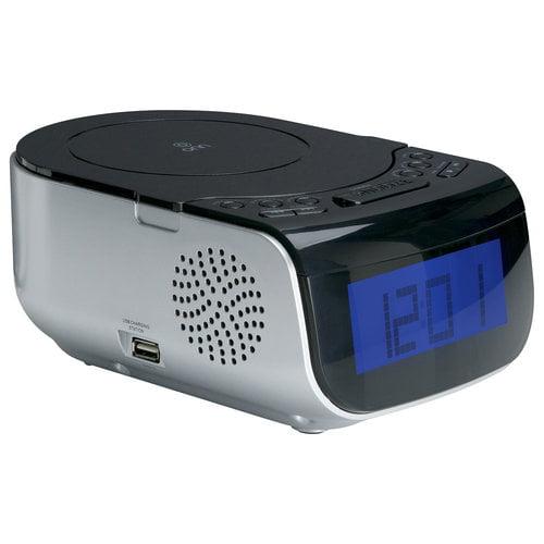 Onn CD Clock Radio