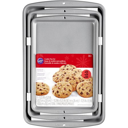 Wilton Recipe Right Cookie Pan Set, 3 ct. 2105-975