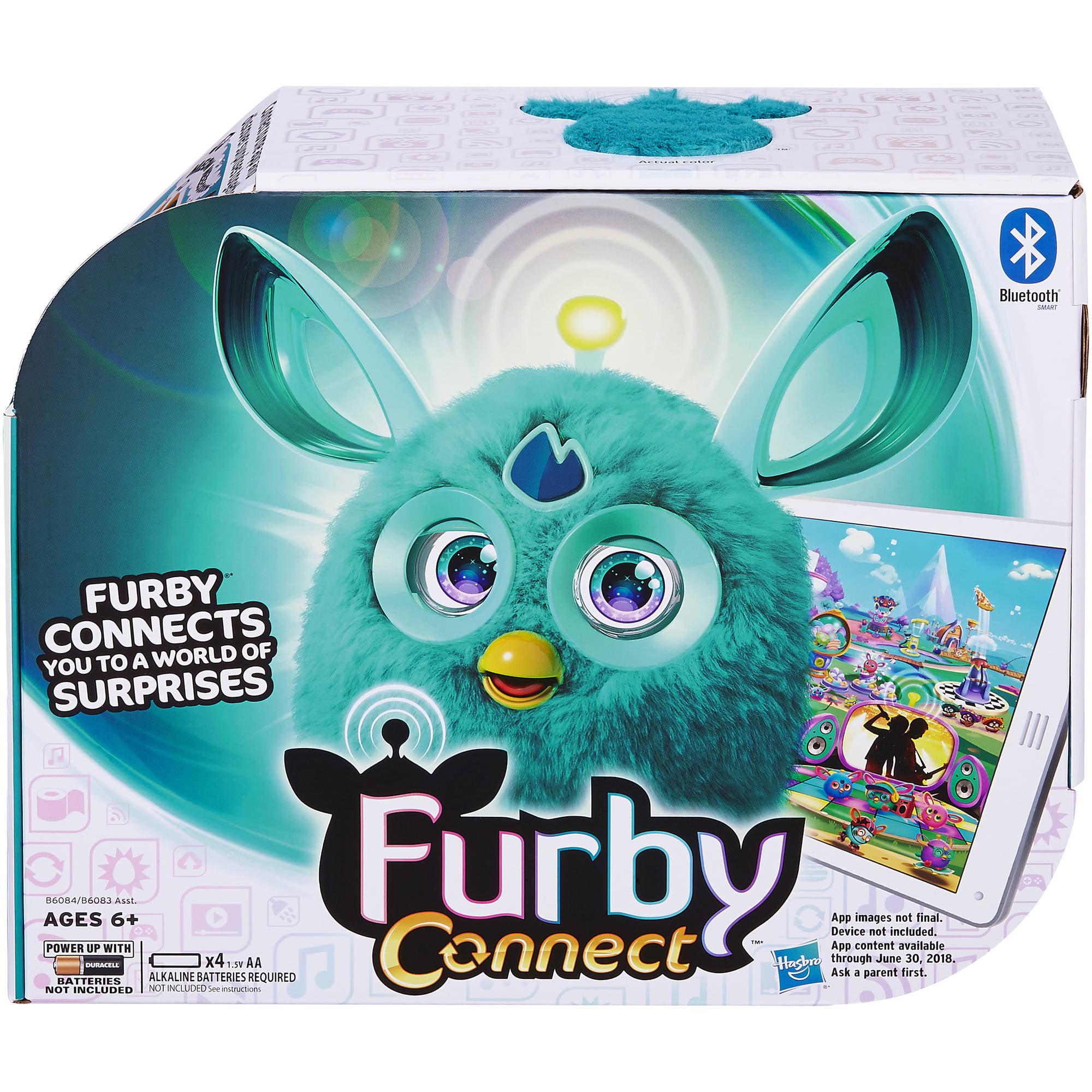Furby Connect Teal Walmart