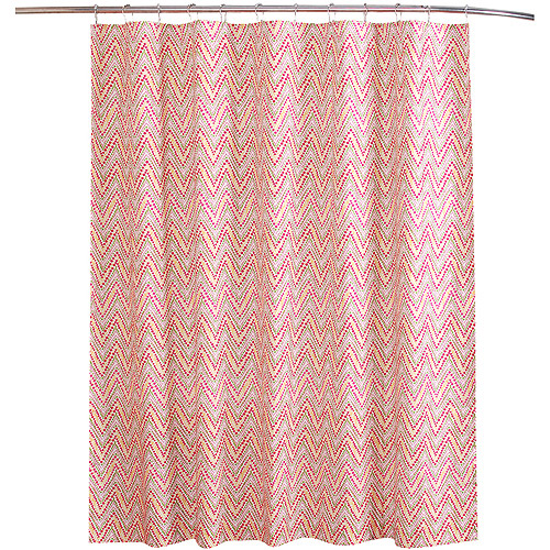 Waverly Free Standing Shower Curtain, Trend Spotter