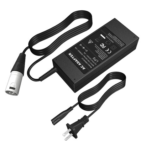 42v Xlr Electric Scooter Battery Charger For Razor Mx500