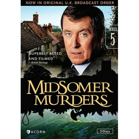 Midsomer Murders: Series 5 (DVD)](Midsomer Murders Halloween)