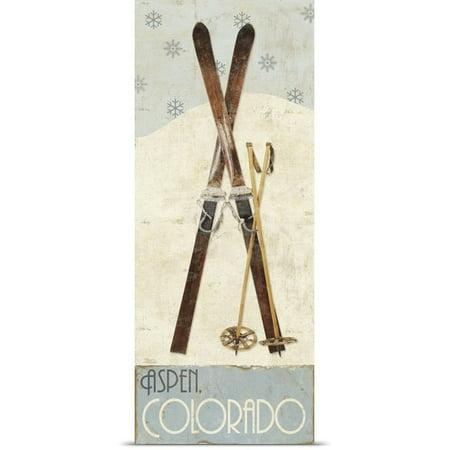 Great Big Canvas Sparx Studio Poster Print Entitled Ski Aspen I