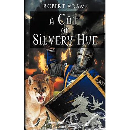 A Cat of Silvery Hue by