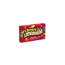 Chewy Lemonhead, Fruit Mix Candies (Pack of 16)