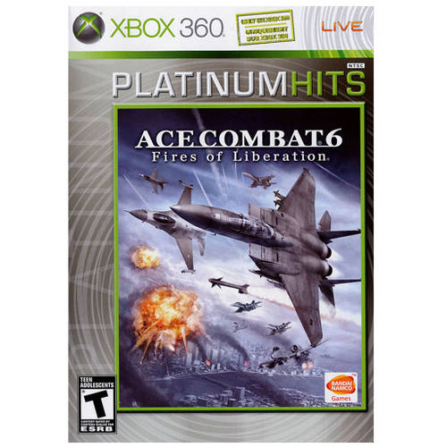 Ace Combat 6 (Xbox 360) - Pre-Owned