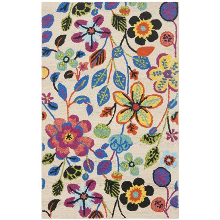 Floral Four - Safavieh Four Seasons Marjory Colorful Floral Area Rug Or Runner