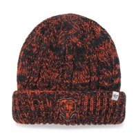 aefee531 Product Image Chicago Bears Prima Women's Navy Cuffed Knit Hat