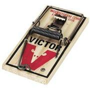 Victor M040 Reusable Mouse Trap, Wood