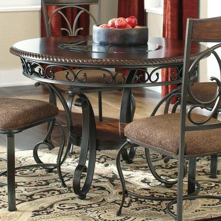 Signature Design by Ashley Glambrey Round Dining Table - Walmart.com