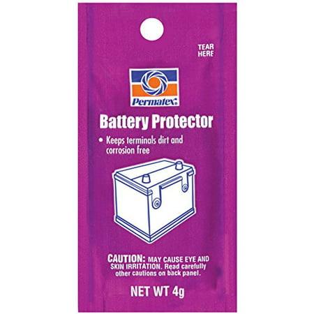 Permatex Battery (Permatex - 9976 - Battery Protector Grease, 4gm.)