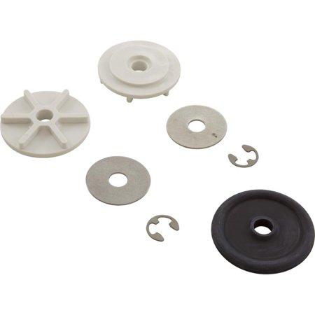 Piston Half Replacement Kit, PacFab 2