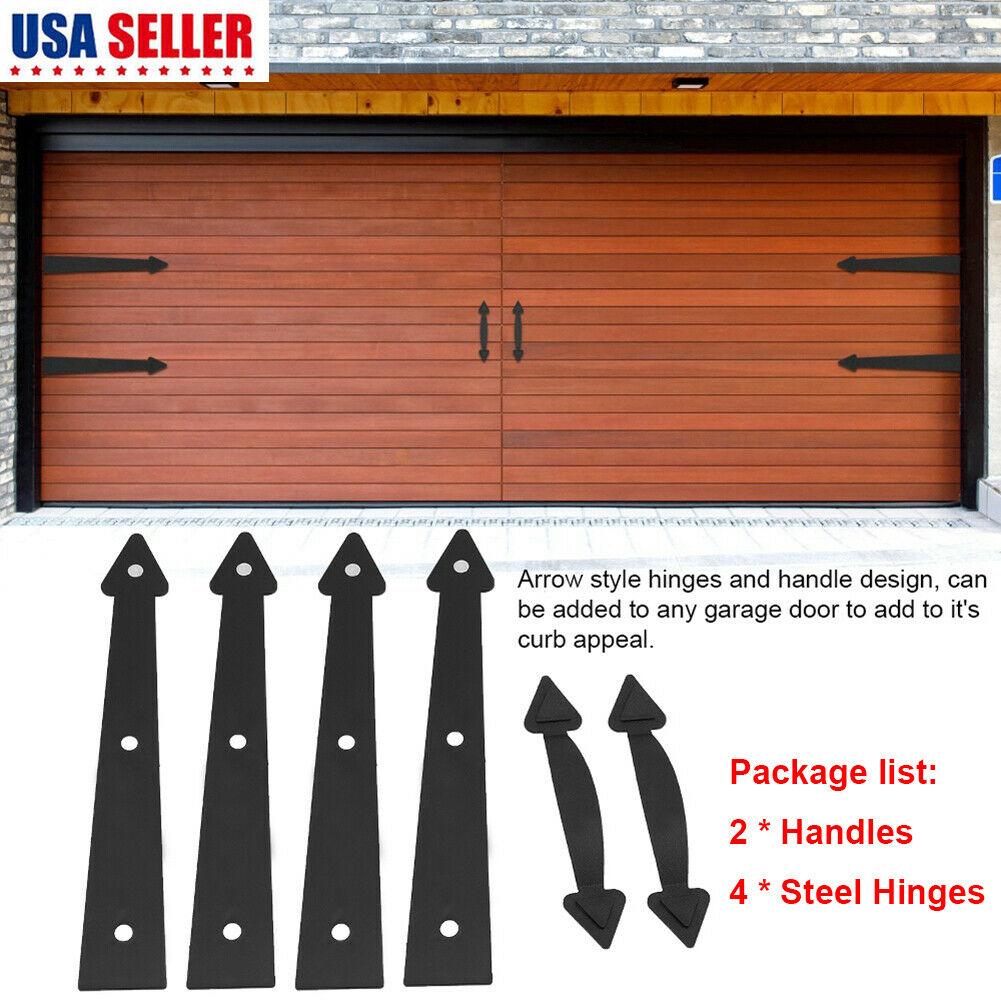 Home Garden Other Garage Door Equipment Garage Door Decorative Arrow Hinges Sale Price Stbalia Ac Id
