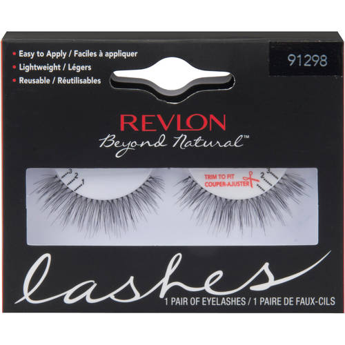 Revlon Beyond Natural Eyelashes, 1 pair