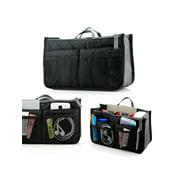 GEARONIC TM Lady Women Travel Insert Organizer Compartment Bag Handbag Purse Large Liner Tidy Bag
