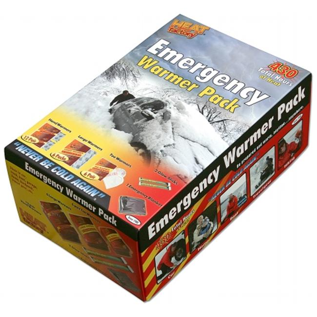Heat Factory Emergency Warmer Pack  1203