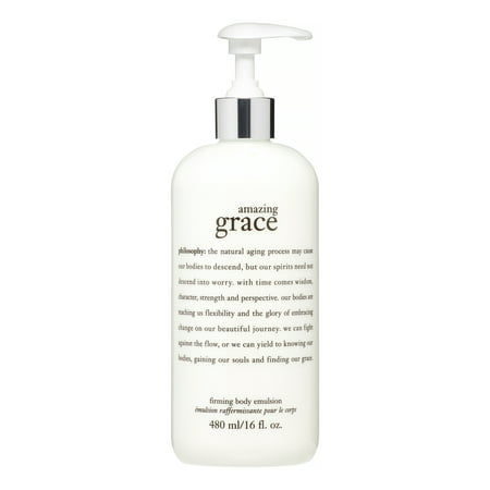 Philosophy Amazing Grace Firming Body Emulsion, 16 Fl Oz (Free 16 Oz Body Emulsion)