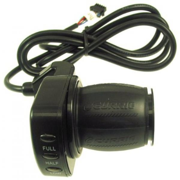 Currie Technologies Twist Throttle w/ LED for 24 Volt Ezi...