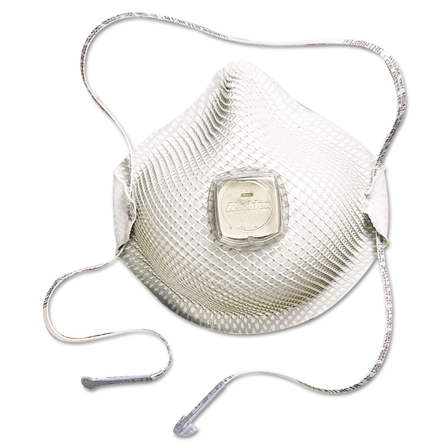 2700 Series N95 Particulate Respirators med lg n95 particulate respiratoor w handystra [Set of 10] By Moldex by