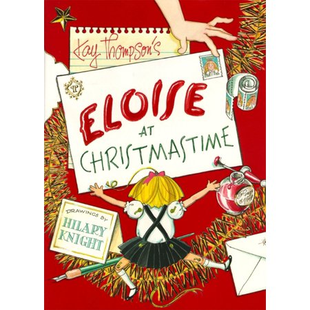 Eloise at Christmastime - Eloise Rawther Unusual Halloween