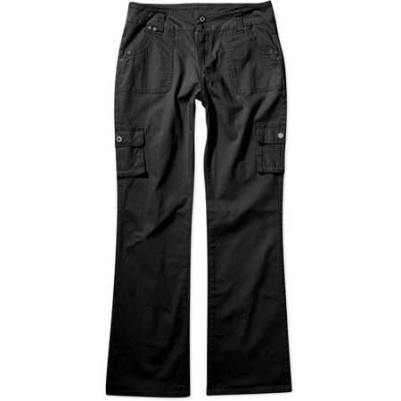 Faded Glory - Faded Glory - Women s Organic Cotton Cargo Pants - Walmart.com 4b94c3257f
