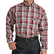 Cinch Western Shirt Mens L/S WRX FR Twill Assorted WLW3001030
