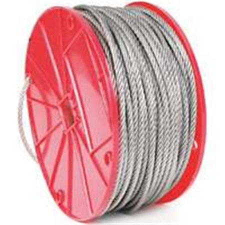 Koch Industries 016122 Cable Stainless 7X19 1/8X250