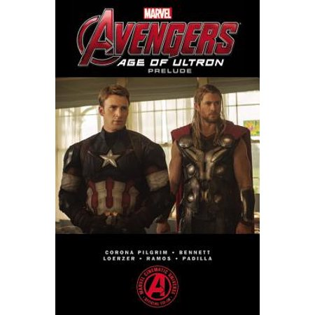 Marvel's The Avengers : Age of Ultron Prelude