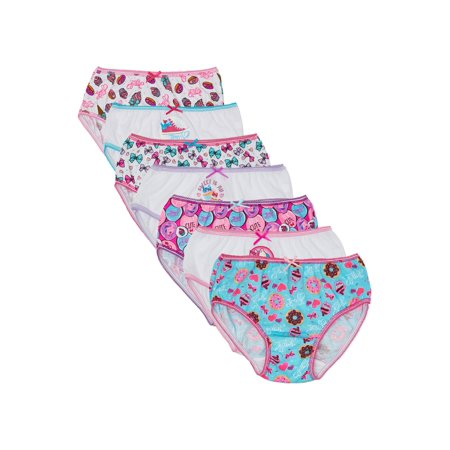 Jojo Siwa Girls Underwear, 7 Pack ()
