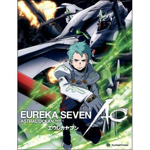 Eureka Seven: AO - Astral Ocean, Part One (Blu-ray)