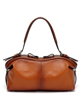 Product Image Ellen Top Handle Leather Handbag. Vicenzo Leather 2cca434cdf727