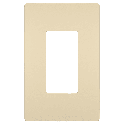 Legrand RWP26 Radiant Single Gang Wall Plate