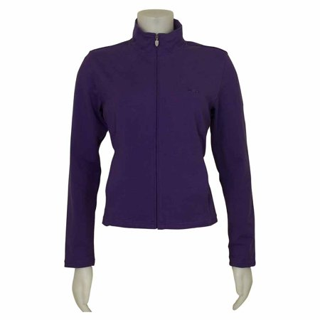 Fila Womens Basso  Athletic Outerwear Jacket -