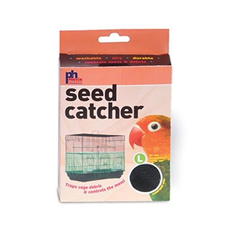 Prevue Pet Products Seed Catcher Bird Cage Accessory, Large
