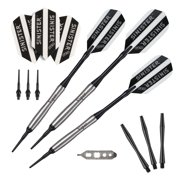 Viper Sinister 95% Tungsten Soft Tip Darts Tapered Barrel 18 Grams