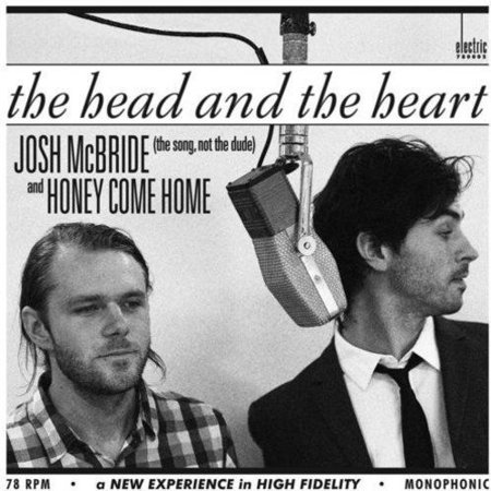 Josh Mcbride / Honey Come Home (Vinyl)