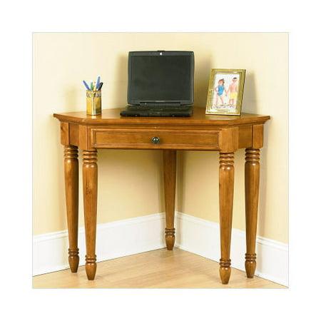 home styles ponderosa corner computer desk