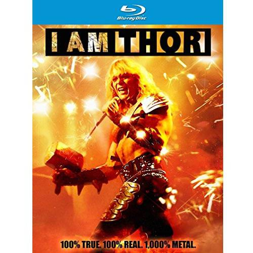 I Am Thor (Blu-ray) MPIBR1961