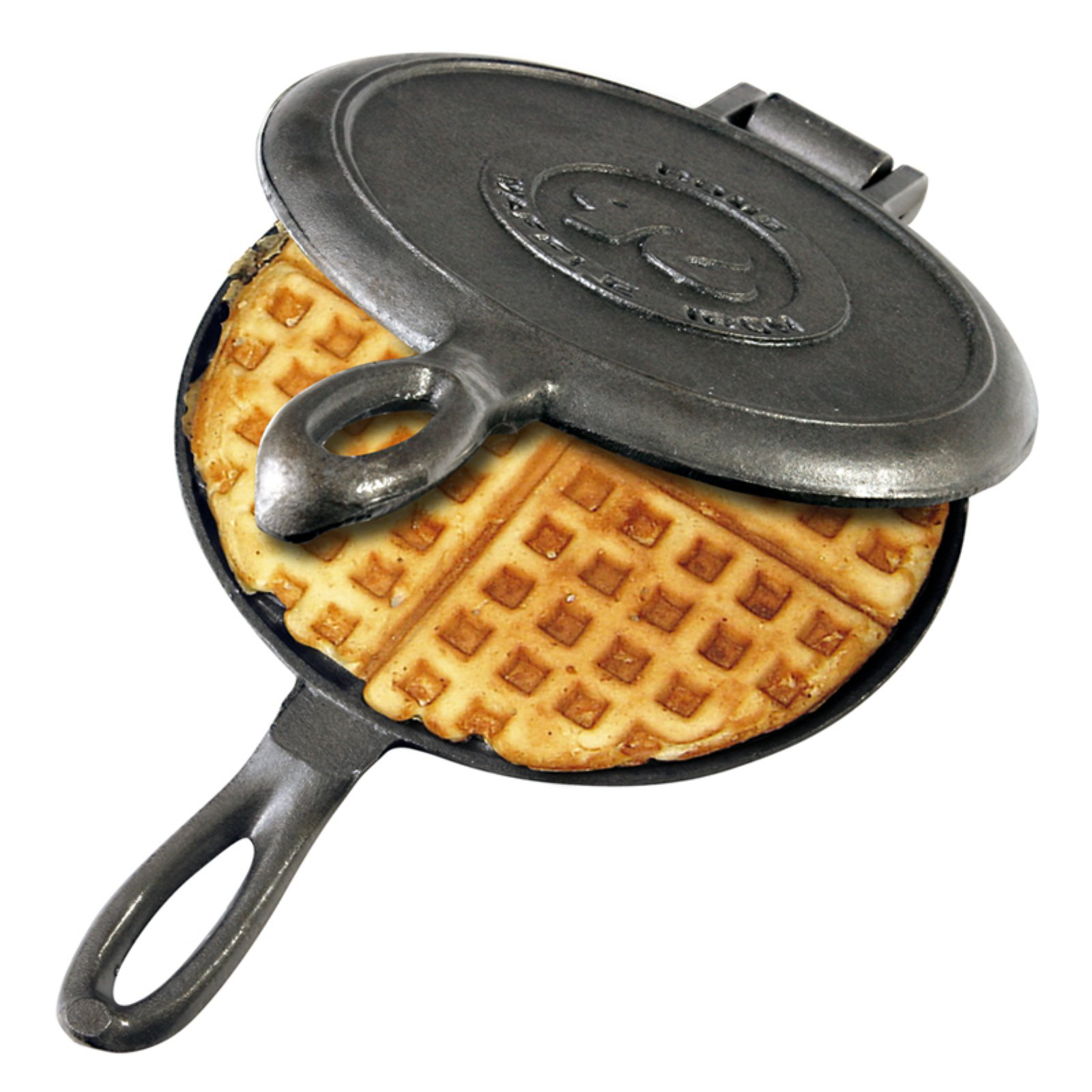 Click here to buy Rome Industries Old Fashioned Waffle Iron by Rome Industries.