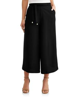 0296541e92ec1c Product Image Women s Printed Culotte Pants