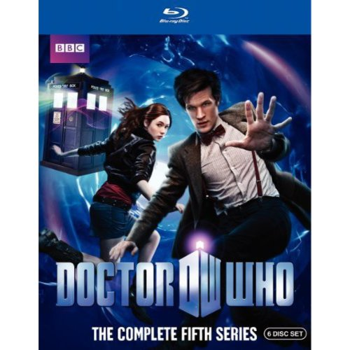 Doctor Who: The Complete Fifth Series (Blu-ray) (Widescreen)