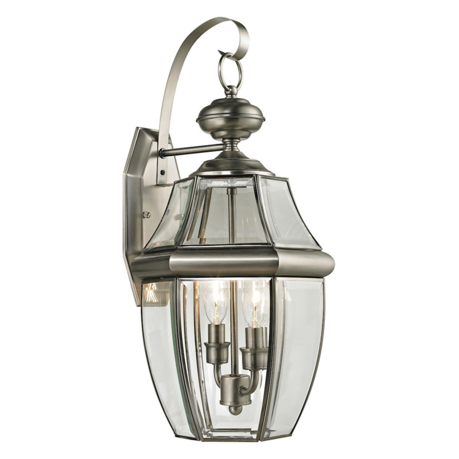 Thomas Lighting Ashford 8602 Armed Outdoor Wall Sconce