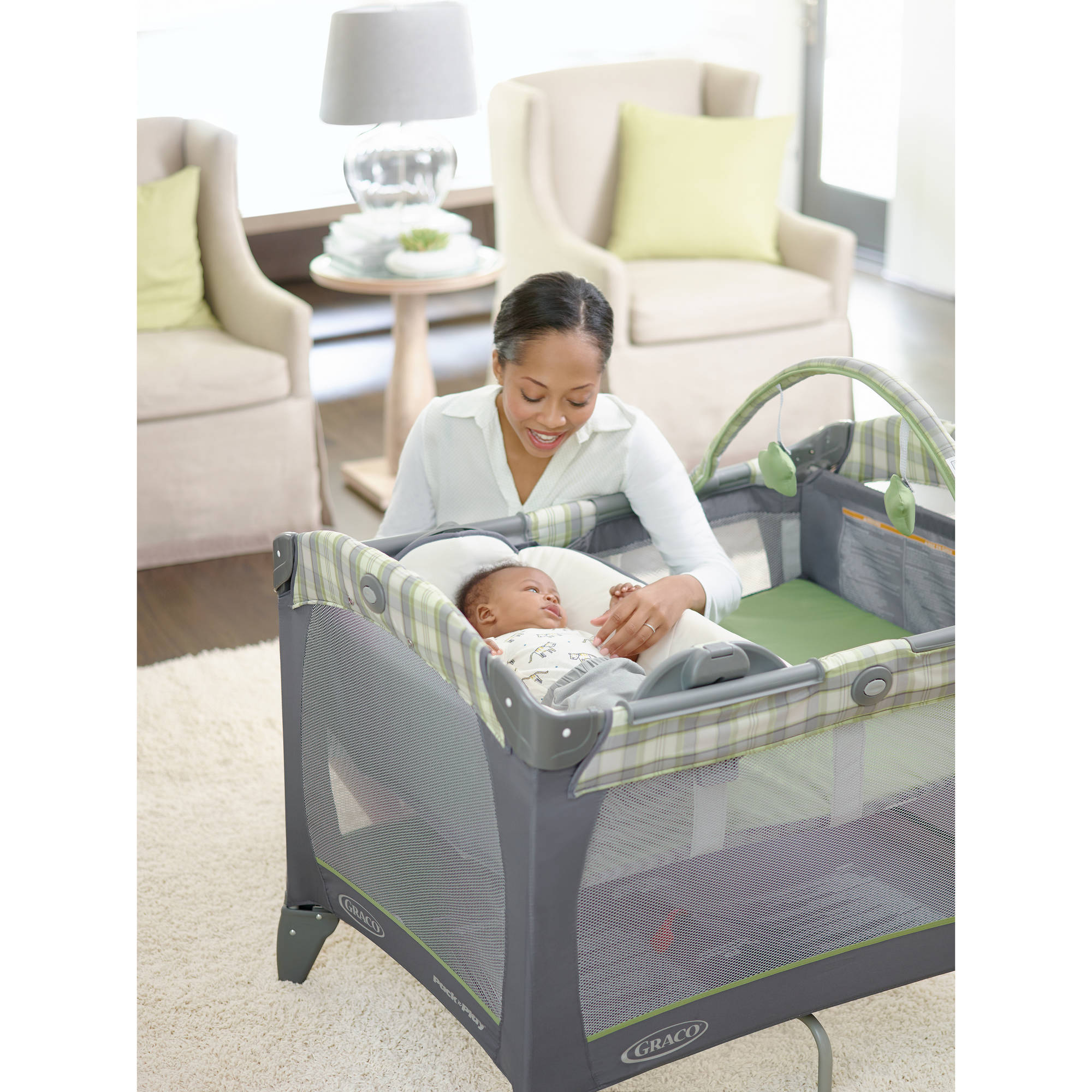 graco pack n play instruction manual